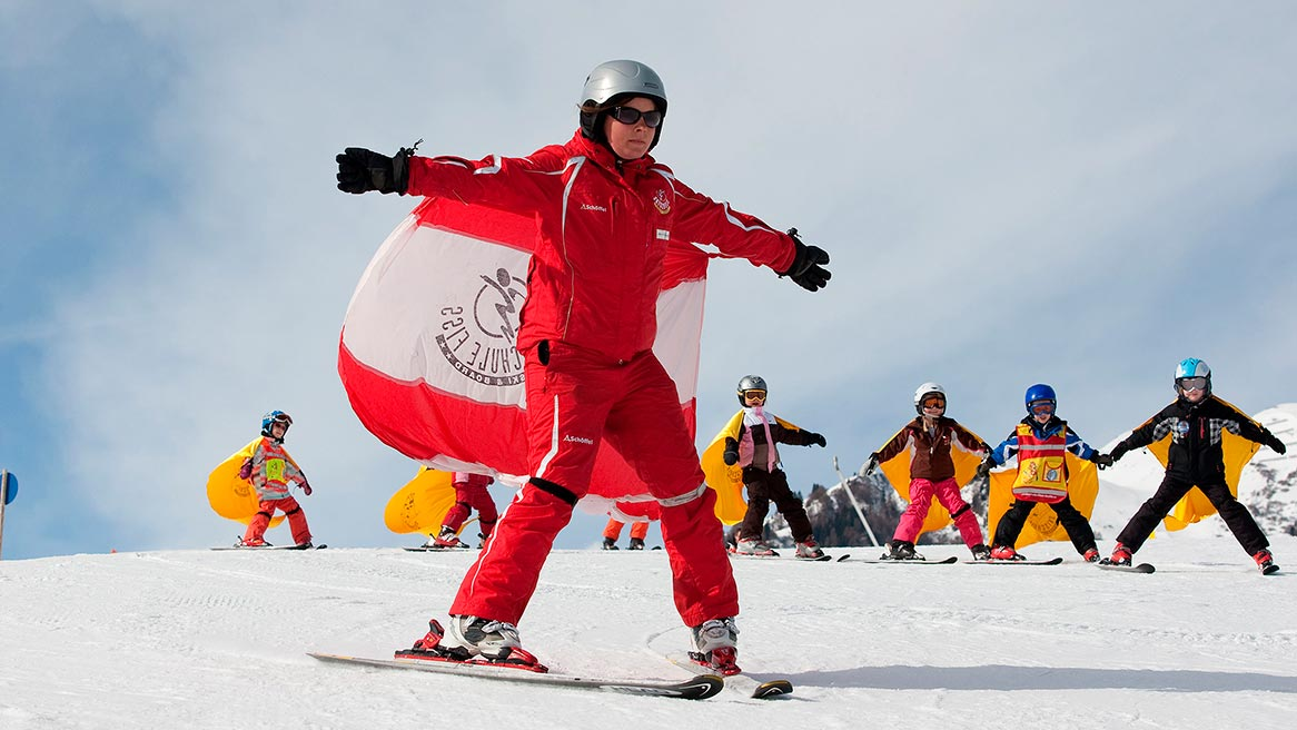 Fiss-Ladis ski school