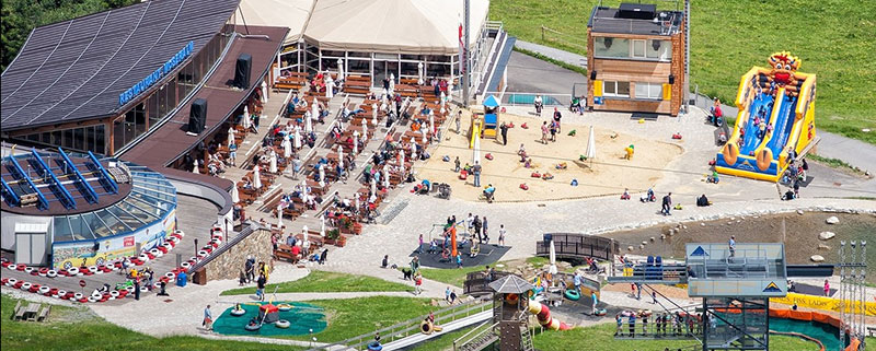 Sommer-Funpark Fiss